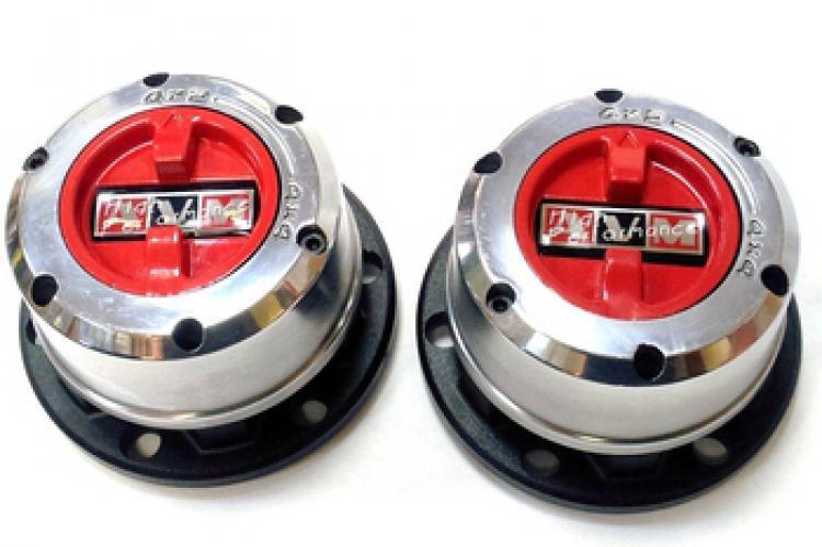 хабы ручные AVM-463HP усиленные Toyota LC 7х серии c электрохабами белгород сочи