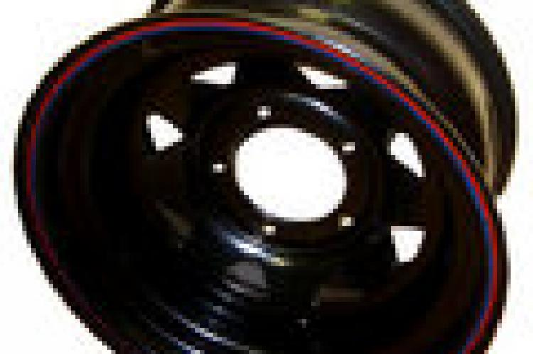 Диск стальной JEEP, посадка 5x114,3, ширина 8х16, вылет-19 белгород тамбов брянс