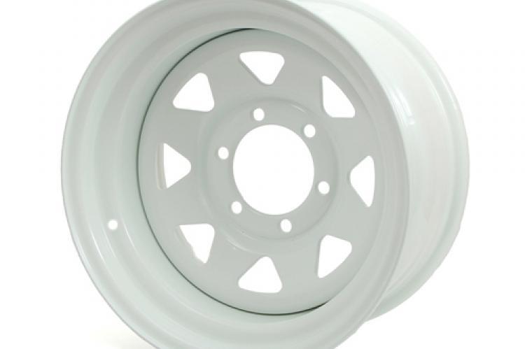 Диск Off Road Wheels 6x139,7 8х16 ET -40 белый ниссан тойота белгород россия уфа