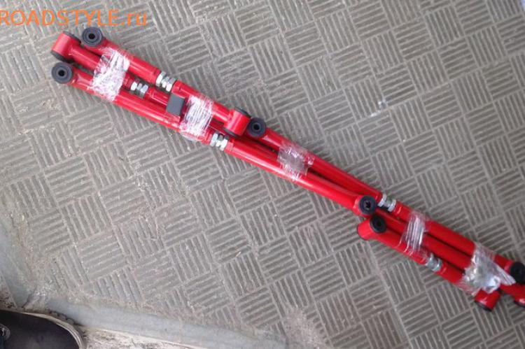 комплект регулируемых тяг на Lada4x4 нива Шевроле нива доставка в россии украине