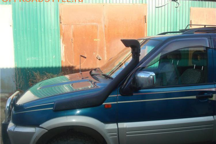 Шноркель ниссан Террано 2 R20 Navara D 22 Pathfinder R50 белгород доставка везде