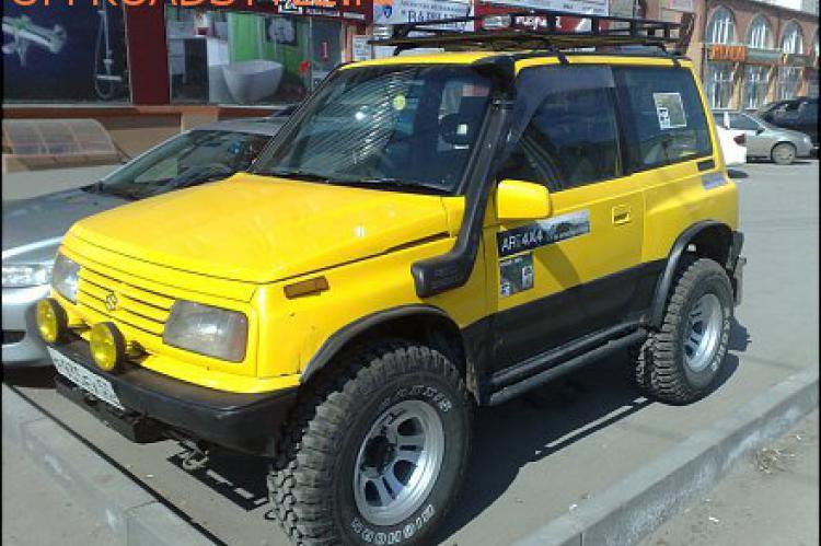 шноркель Suzuki Grand Vitara Escudo доставка в россии воронеж краснодар армавир