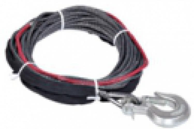 Синтетический трос с крюком SK-75, 4.8 mm x 15.2 m для квадроцикла Белгород Ивня