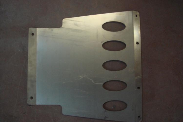 Защита двигателя Нива ВАЗ 21214 Белгород тула брянск тамбов курск тверь сургут