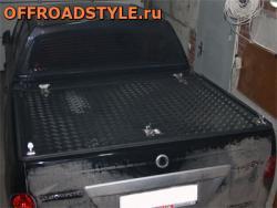 Крышка алюминиевая пикапа SsangYong Actyon Sport белгород москва курск воронеж