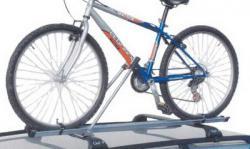 Крепление для перевозки 1-го велосипеда на крыше белгород курск воронеж москва