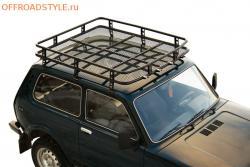 Багажник экспедиционный Нива ВАЗ 2121,213,214 Белгород Lada4x4 харьков тверь уфа