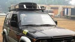 Багажник экспедиционный Mitsubishi Pajero II 3d купить заказать доставка Россия