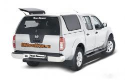 Кунг на кузов Nissan Navara роад ранжер профи доставка по россии новгород тамбов