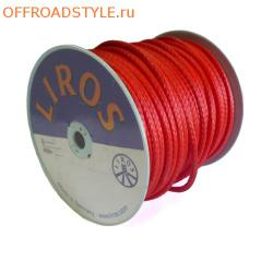 трос синтетика красный Лирос 10мм белгород россия украина спорт дилер качество