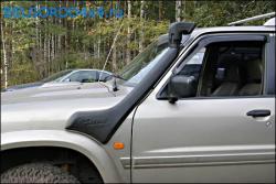 Шноркель Nissan Patrol Y61 белгород тула  вологда волгоград казань ижевск тува