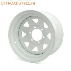 диск стальной белый ниссан ширина 7 вылет -15 тойота белгород россия снг доставк