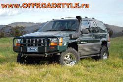 Шноркель Jeep Grand Cherokee ZJ Белгород ижевск казань доставка в россии украине