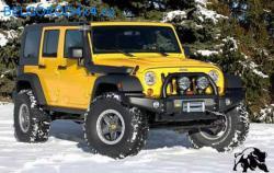 Шноркель Jeep Wrangler JK шнорхель джип ранглер белгород курск доставка россия