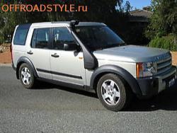 Шноркель Land Rover Discovery 4 шнорхель лэнд ровер дискавери 3 белгород москва