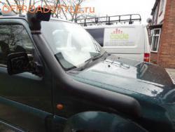 шноркель Suzuki Jimny доставка россия украина снг транспортная компания белгород