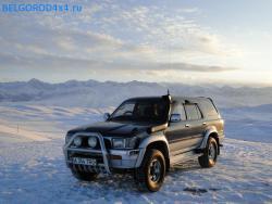 Шноркель 4 Runner hilux Surf 130 кузов доставка по россии белгород москва казань