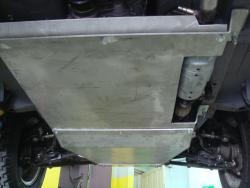 Защита раздаточной коробки Нива сталь 3мм белгород украина сибирь приморье уфа